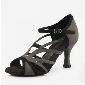 Latin Ballroom Shoes by Capezio